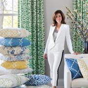 Sarah Richardson Design and Kravet