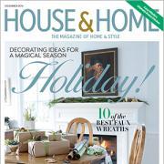 House & Home Magazine, December 2016