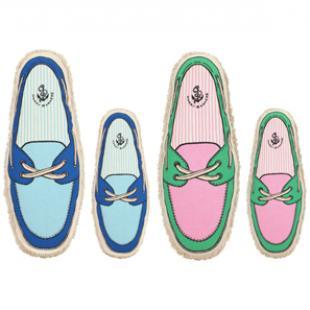 Harry Barker Canvas Shoe Toy