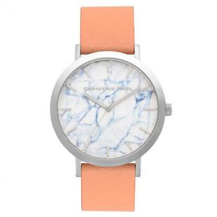 CHRISTIAN PAUL Airlie Marble Stainless Steel Analog Watch, Hudson's Bay