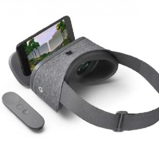 Google Daydream View Virtual Reality