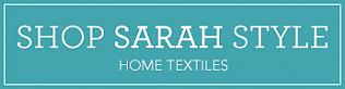 Sarah Richardson Design Home Textiles Collection