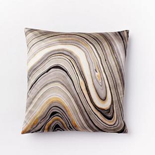 sarah richardson design finds marble west elm pillow