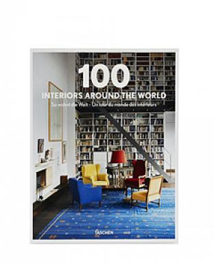 Taschen Book: 100 Interiors Around the World