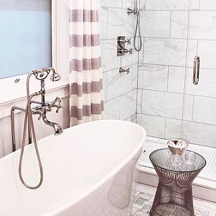 Allison's Master Bath