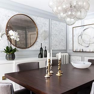 Dining Room - Sarah Richardson Design