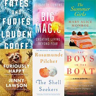 36 Summer Reads