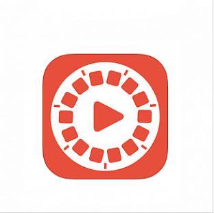 Flipagram app icon.