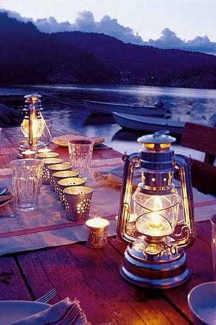 Evening Glow Inspiration