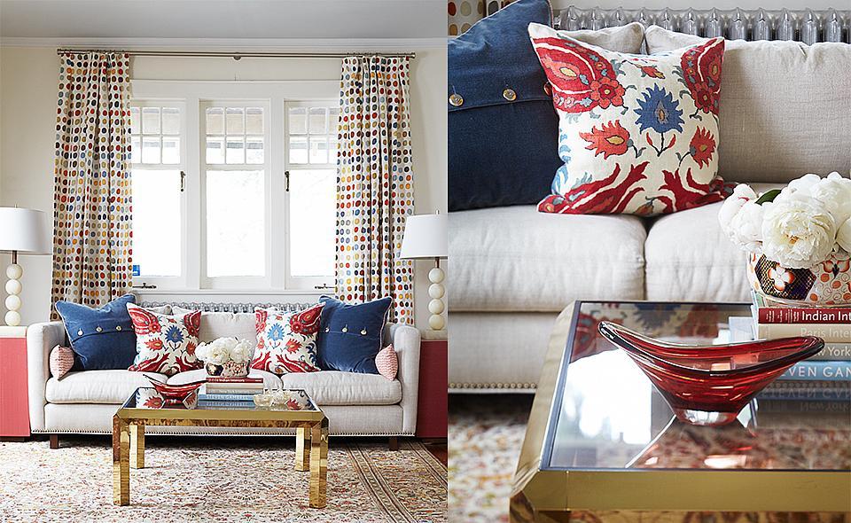 Lively Living Sarah Richardson Design