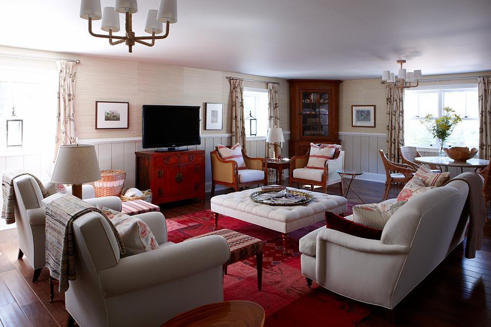 Family room sarah richardson design - Sarah richardson living room ideas ...