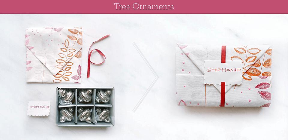 Tea Towel Hostess Gifts
