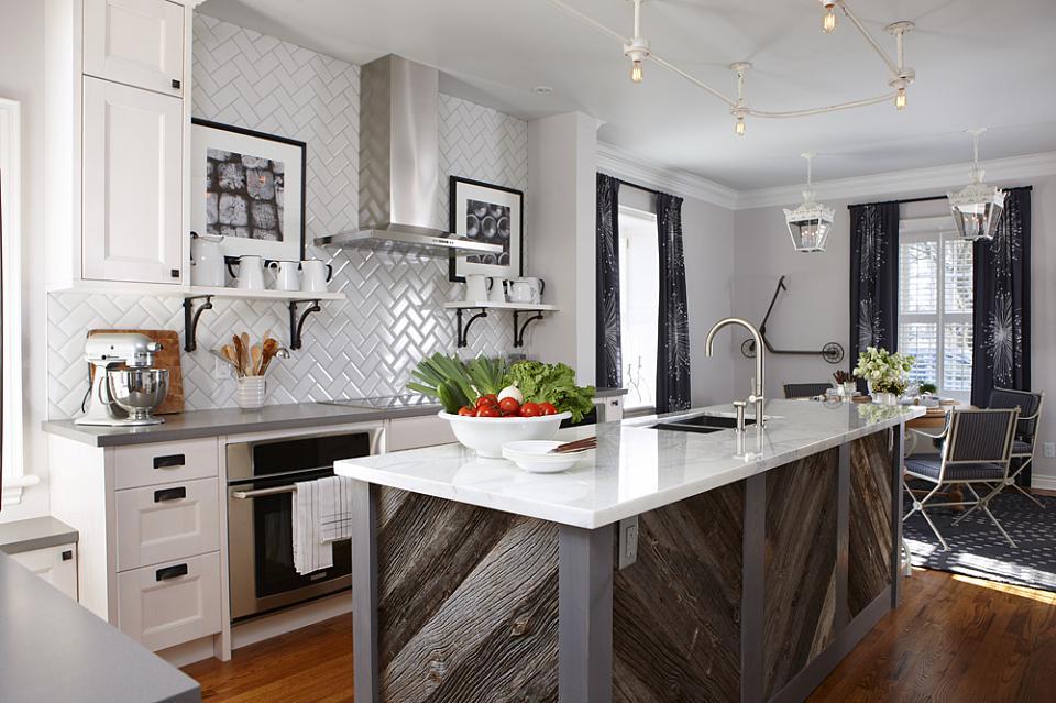 Fresh Country Kitchen | Sarah Richardson Design
