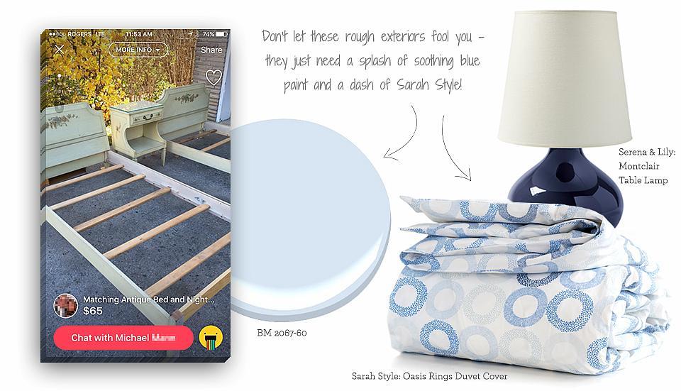 Sarah Richardson Design & Letgo