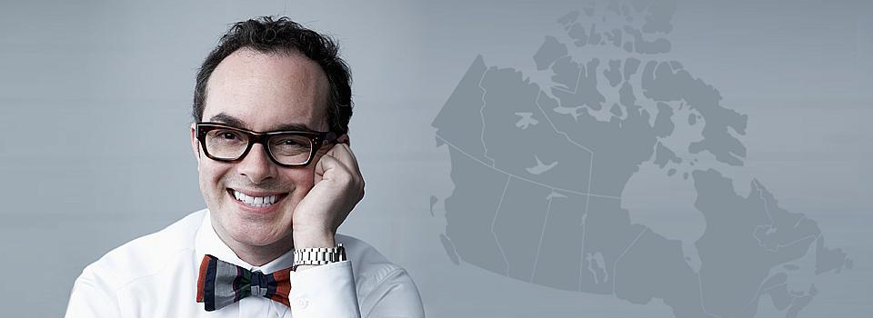 Tommy Smythe Loves Canada