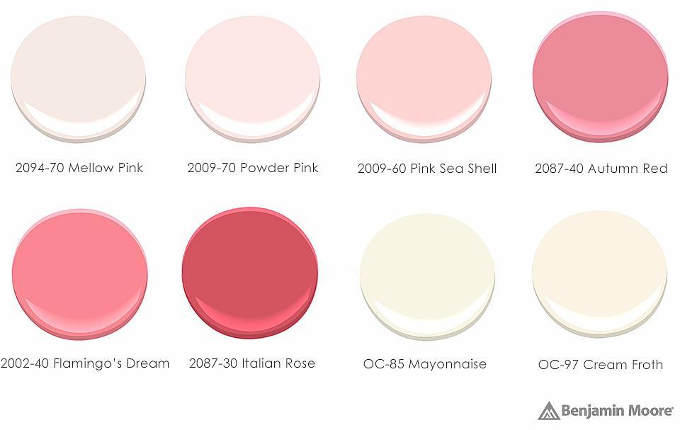 Pomegranate Paint Palette