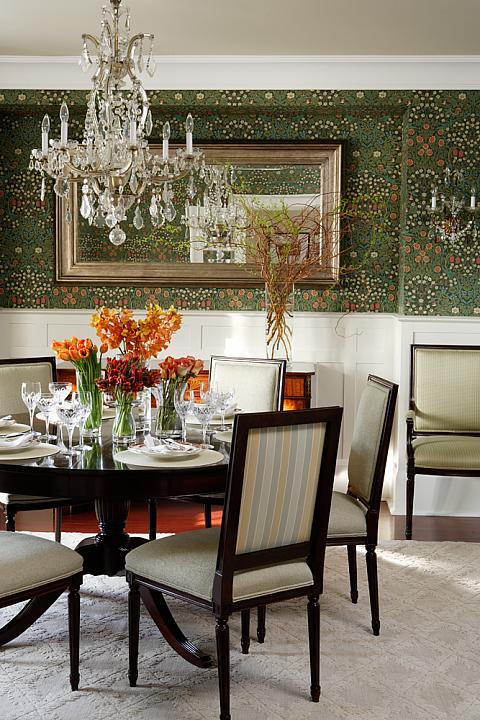 Sarah Richardson Design inc Season 3 Margo's Dining Room