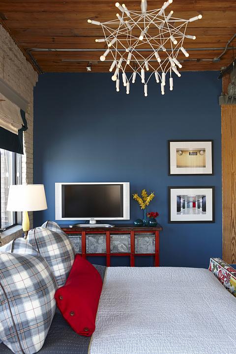 Industrial Soul Bedroom Sarah Richardson Design