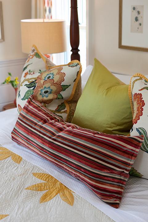 Master Bedroom | Sarah Richardson Design
