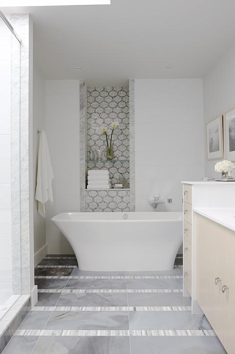 Refreshed Master Bath Sarah Richardson Design