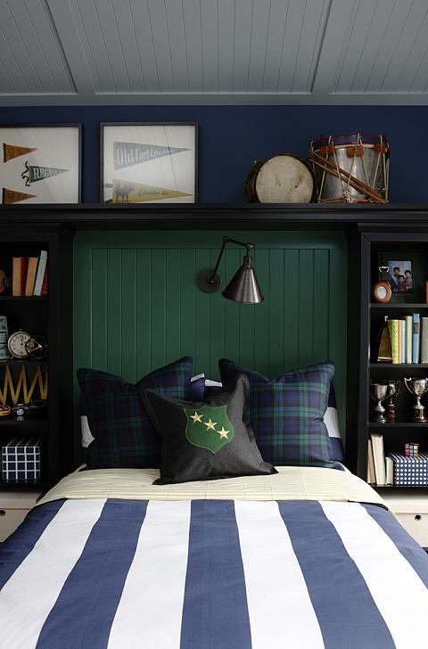 boys blue bedroom. Sarah Richardson 101 Boys Bedroom Green Blue