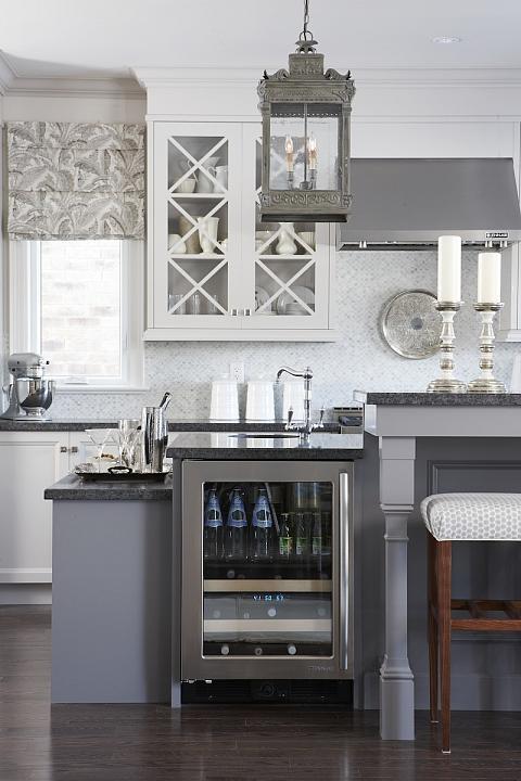 Merveilleux Sarah Richardson Sarah House 4 Kitchen Grey