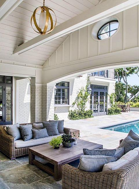 24 Pool House Poolside Must Haves Sarah Richardson Design