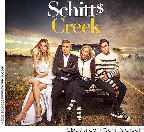 Schitt's Creek, CBC