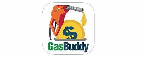 GasBuddy iPhone App