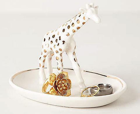 Giraffe Trinket Tray