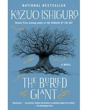 The Buried Giant by Zazuo Ishiguro