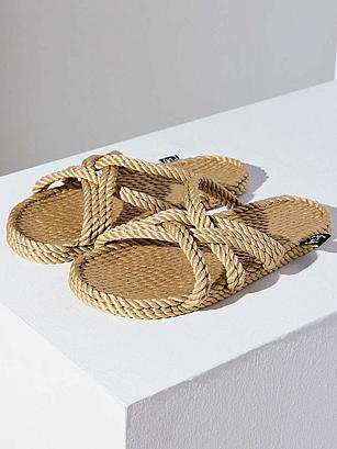 Urban Outfitters, Nomadic State of Mind Slide Rope Sandals