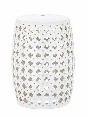 Bluefly Safavieh Theon Garden Stool