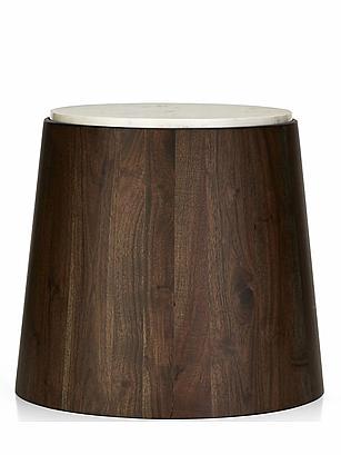 Crate & Barrel Alpine Accent Table