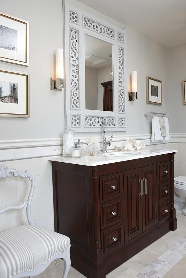 Classic Ensuite Sarah Richardson Design