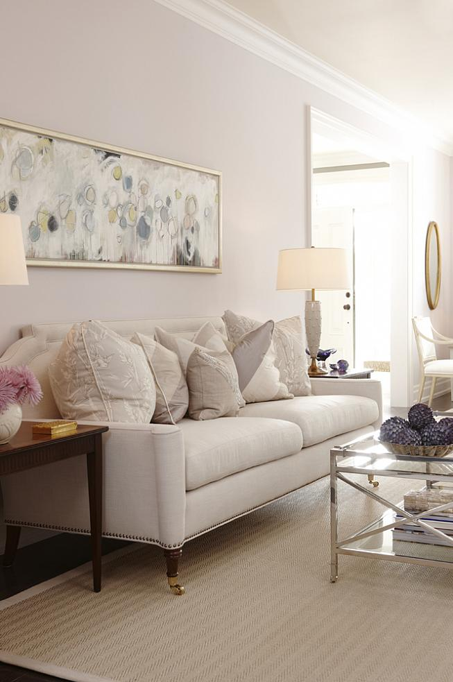 Living Room Sarah Richardson Design