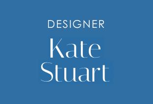 Kate Stuart, Sarah Richarson Design