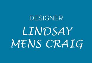 Lindsay Mens Craig, designer