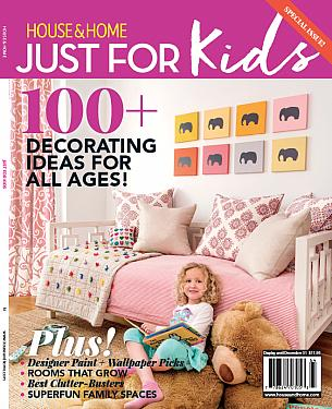 Just for Kids, Special Issue House & Home, 2016