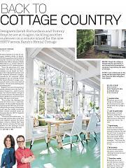 Ottawa Citizen Sarah's Rental Cottage - April 11, 2015