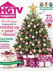 HGTV Magazine, December 2013 Issue