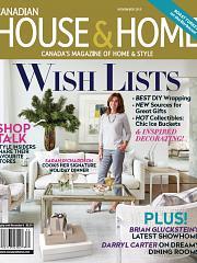 House & Home November 2015