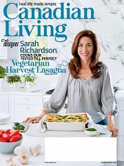 Sarah Richardson - Canadian Living November 2017