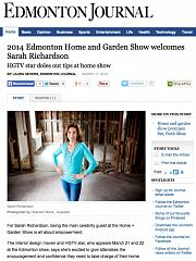 Edmonton Journal Article, March 2014