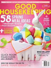 Good Housekeeping April 2015