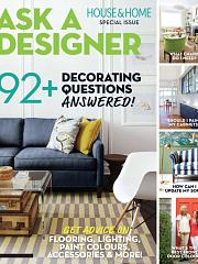 Canadian House & Home: Ask a Designer