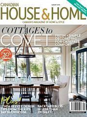House & Home Magazine, August 2016