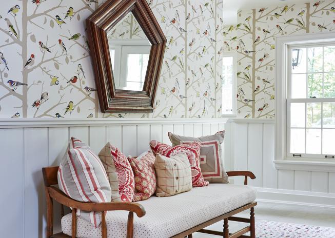 Designer Natalie Hodgins, Sarah Richardson Design
