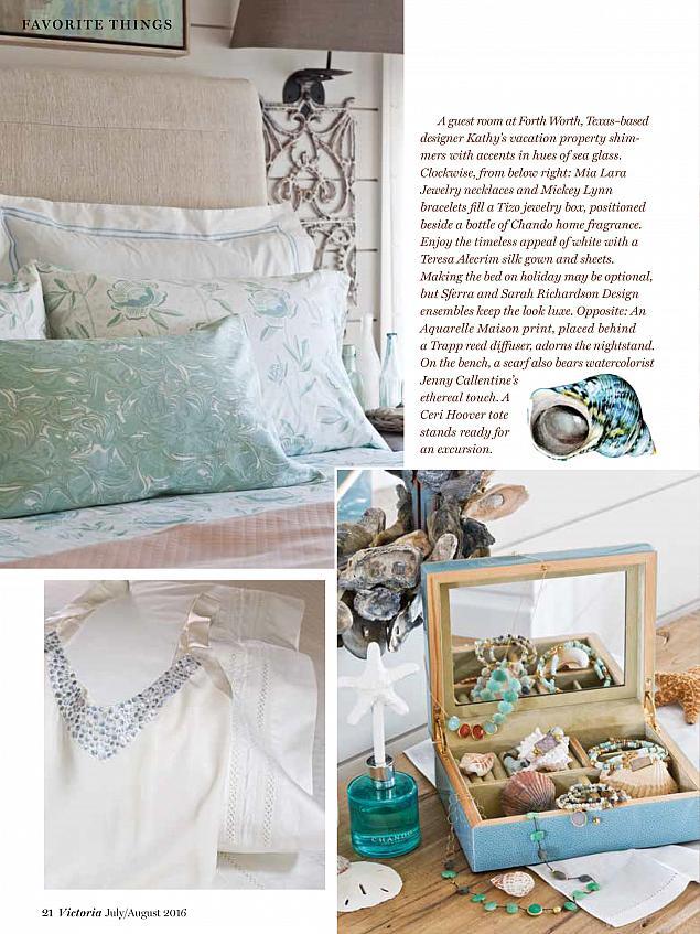 Victoria Magazine July/August 2016