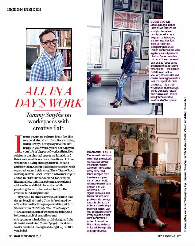 House & Home Magazine, September 2016